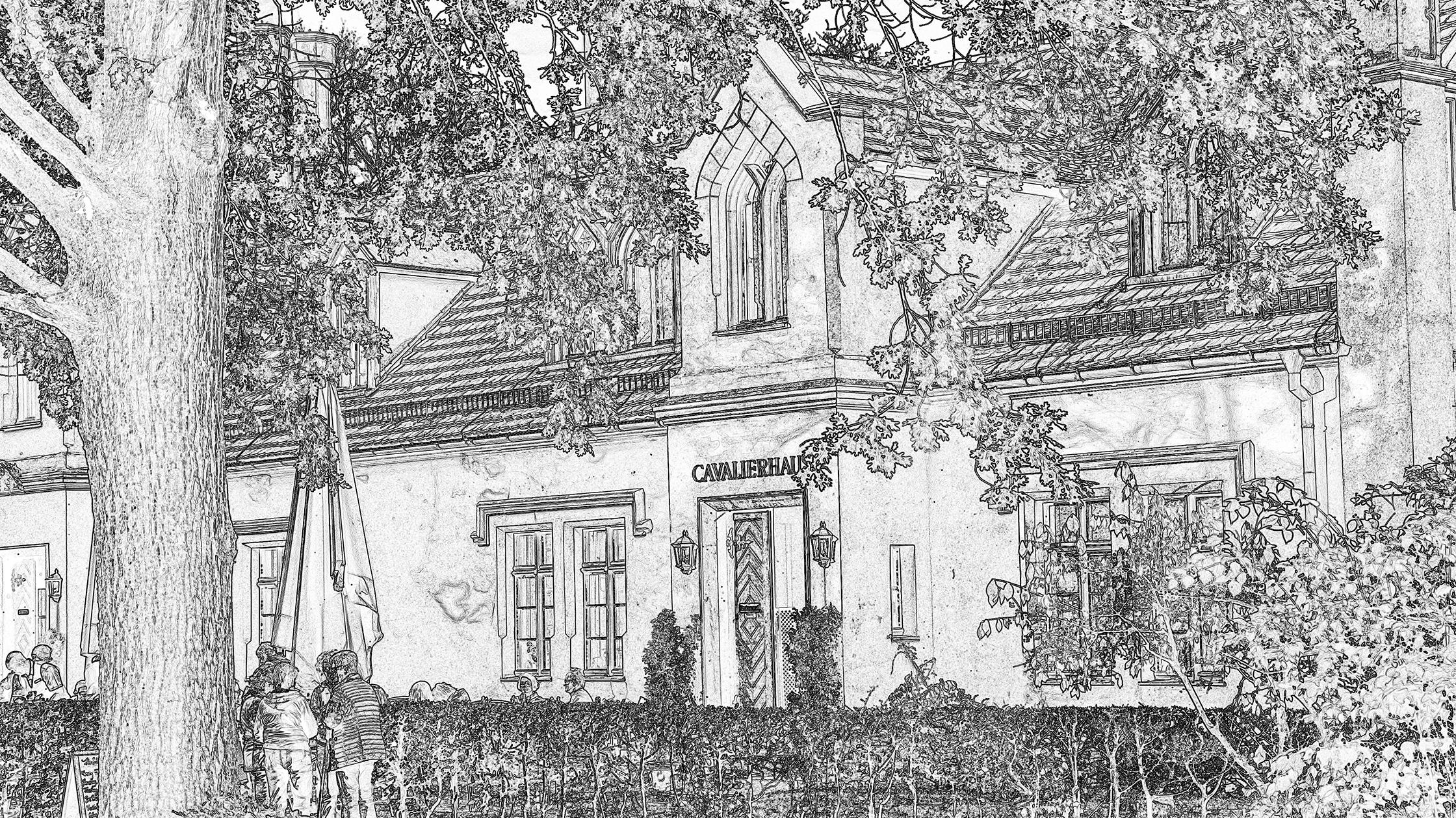 Cavalier_zeichnung