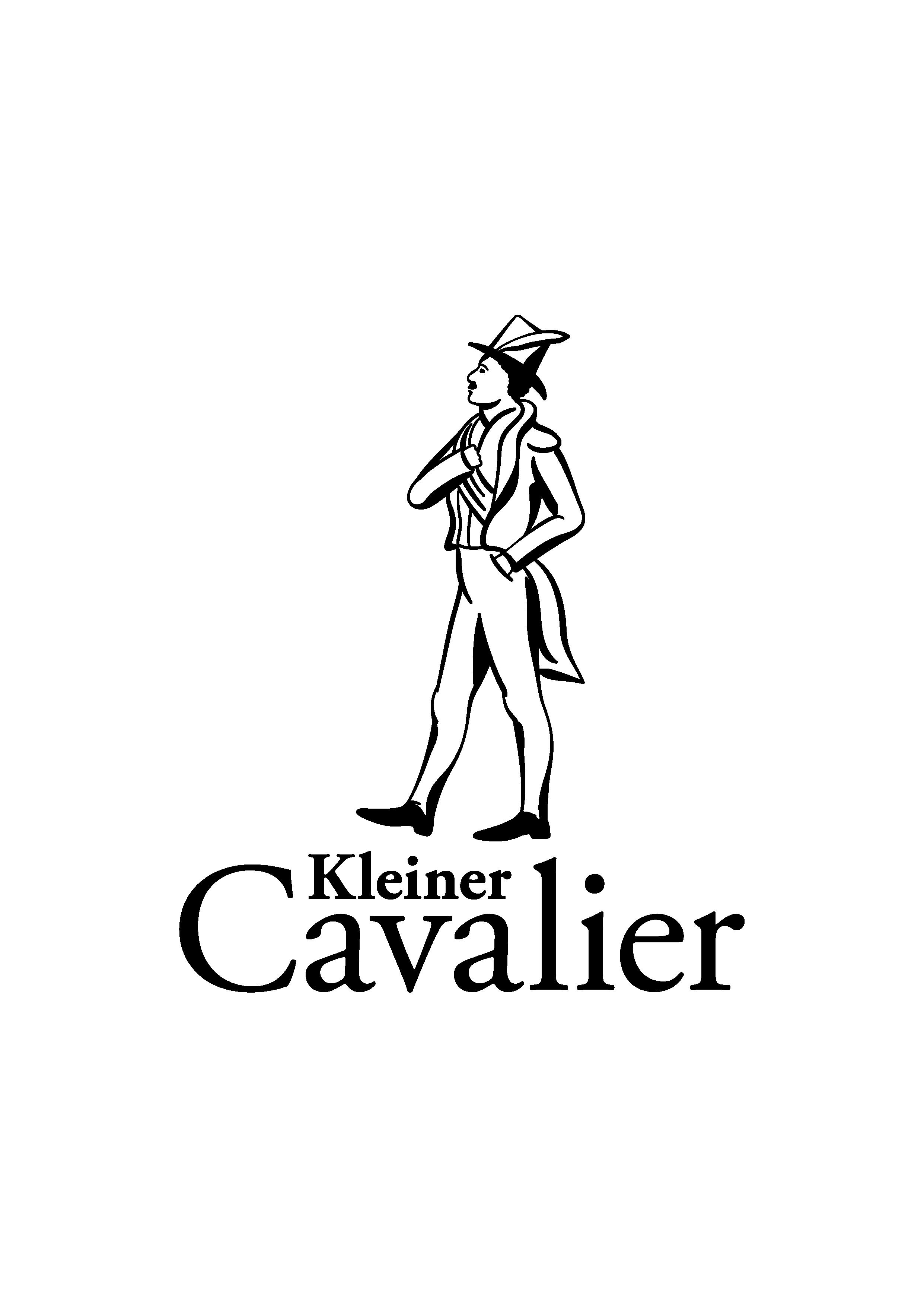 KleinerCavalier_POSITIV_mitSchriftzug